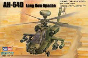 "обзорное фото AH-64D ""Long Bow Apache"" Вертолеты 1/72"
