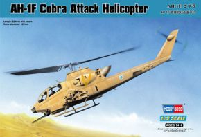 обзорное фото AH-1F Cobra Attack Helicopter Вертолеты 1/72