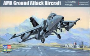 обзорное фото AMX Ground Attack Aircraft Самолеты 1/48