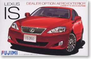 обзорное фото  ID-125 Lexus IS350 with option parts				 Автомобили 1/24