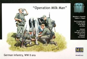 "обзорное фото ""Operation Milkman"" Фигуры 1/35"