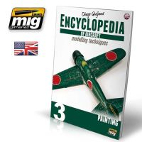 ENCYCLOPEDIA OF AIRCRAFT MODELLING TECHNIQUES - VOL.3 - PAINTING ENGLISH