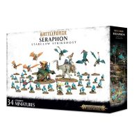 обзорное фото BATTLEFORCE: SERAPHON STARCLAW STRIKEHOST SERAPHONS / Серафоны