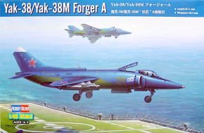 Yak-38/Yak-38M Forger A