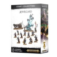 обзорное фото START COLLECTING! ANVILGARD CITIES OF SIGMAR