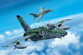 обзорное фото A-1A Ground Attack Aircraft Самолеты 1/48