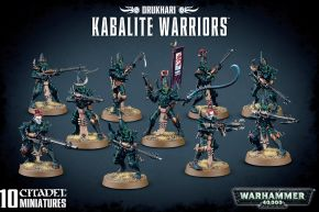 обзорное фото DRUKHARI KABALITE WARRIORS Друкхари