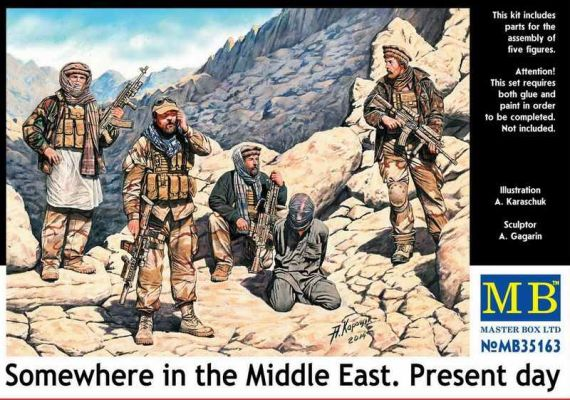 preview SOMEWHERE IN THE MIDDLE EAST PRESENT DAY