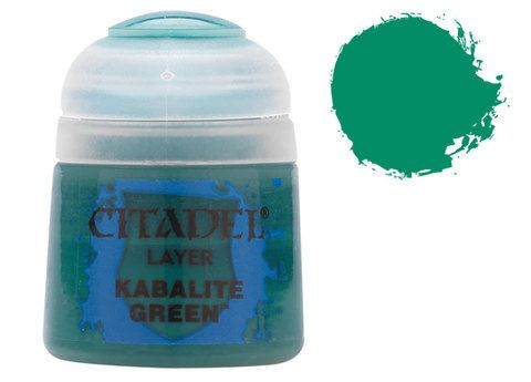 preview Citadel Layer: KABALITE GREEN