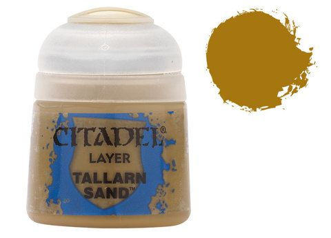 preview Citadel Layer: TALLARN SAND
