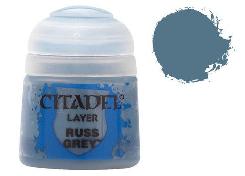 preview Citadel Layer: RUSS GREY