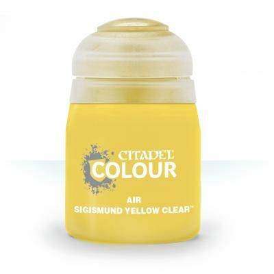preview CITADEL AIR: SIGISMUND YELLOW CLEAR (24ML)