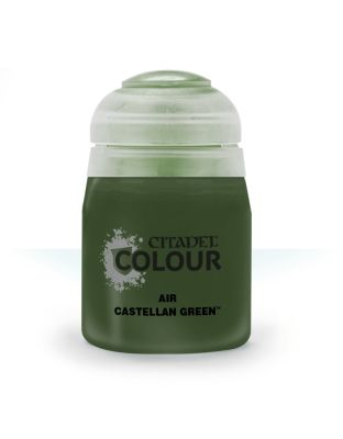 preview CITADEL AIR: CASTELLAN GREEN (24ML)