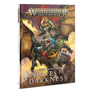 preview BATTLETOME: SLAVES TO DARKNESS (HB) (ENGLISH)