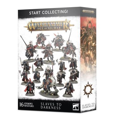 preview START COLLECTING! SLAVES TO DARKNESS