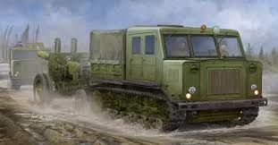 preview Russian AT-S Tractor