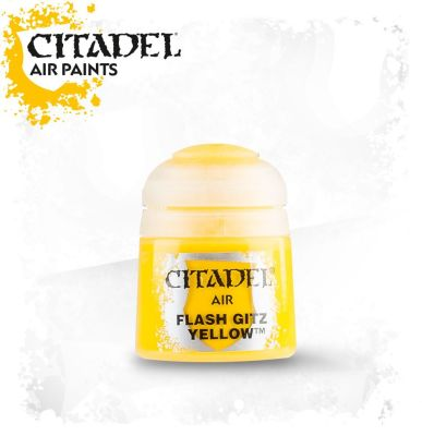 preview CITADEL AIR: FLASH GITZ YELLOW