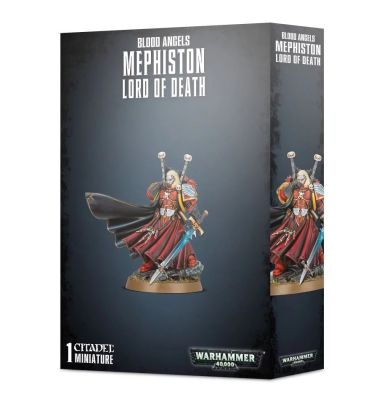 preview BLOOD ANGELS MEPHISTON LORD OF DEATH