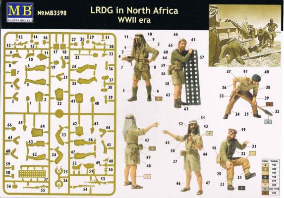 "preview ""LRDG in North Africa, WWII era"""