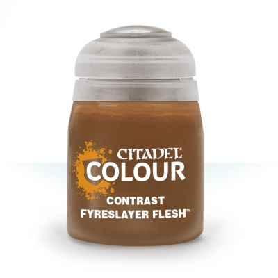 preview Citadel Contrast:  FYRESLAYER FLESH (18ML)