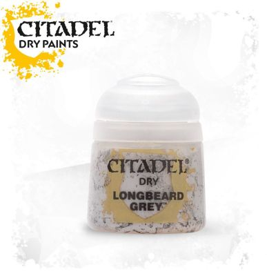 preview Citadel Dry: Longbeard Grey