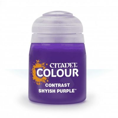 preview Citadel Contrast: SHYISH PURPLE (18ML)
