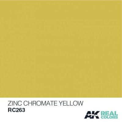 preview Zinc Cromate Yellow