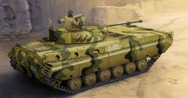 preview Russian BMP-2D IFV