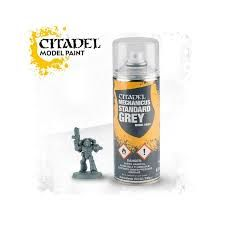 preview MECHANICUS STANDART GREY SPRAY (400ml.)