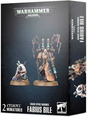 preview CHAOS SPACE MARINES: FABIUS BILE